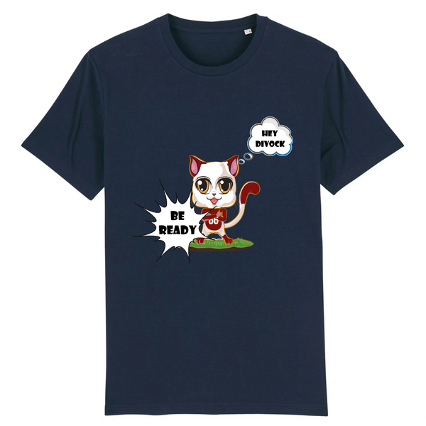 T-shirt Comics - hey divock