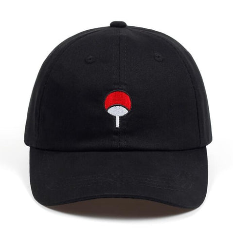 Uchiha Fan Dad Hat