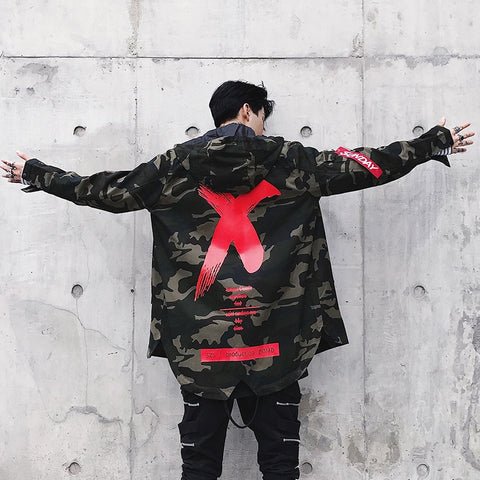 State of X Jacket