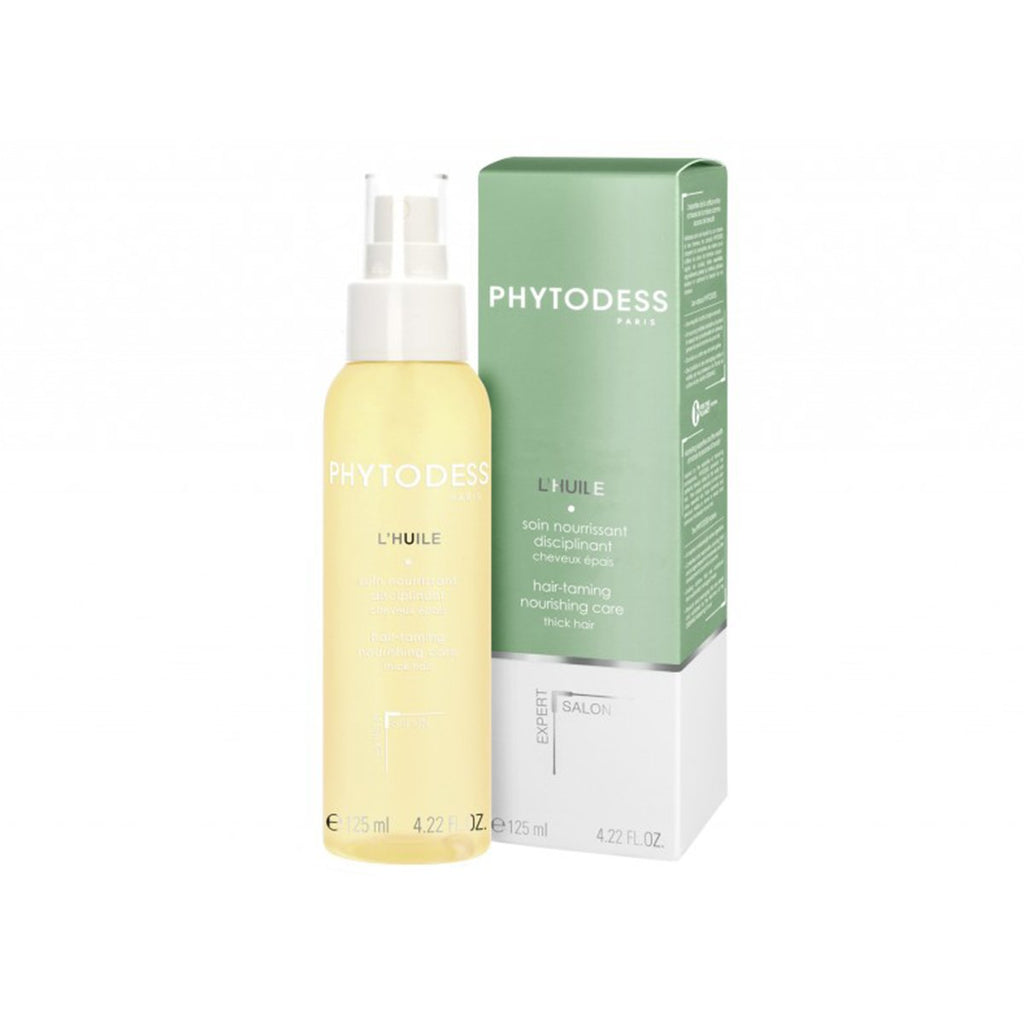 LHUILE 100570 PHYTODESS Hair-taiming nourishing care thick hair