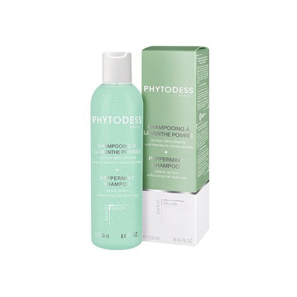 PEPPERMINT SHAMPOO DETOX ACTION 250 ML