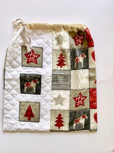 Scandi Christmas Sack