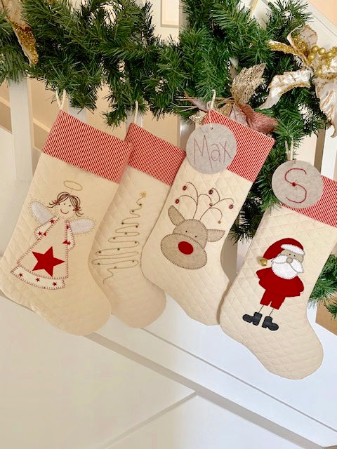 Customised Christmas Stocking
