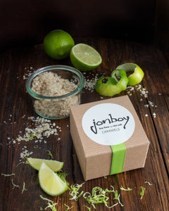 Key Lime with Sea Salt 4 oz box