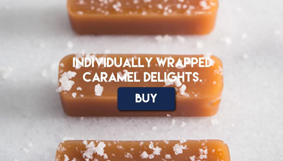 Jonboy Caramels - Handmade candy company located in Seattle, WA
