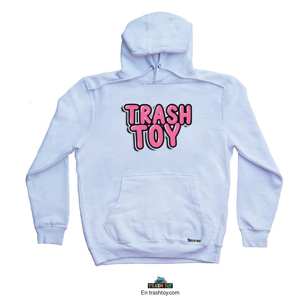 Trash Toy Bubble Hoodie