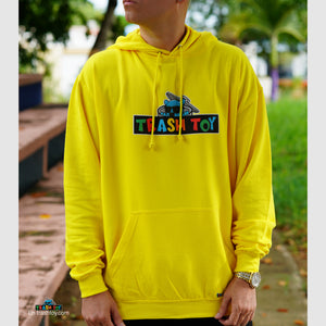 Trash Toy Hoodie Yellow Edition