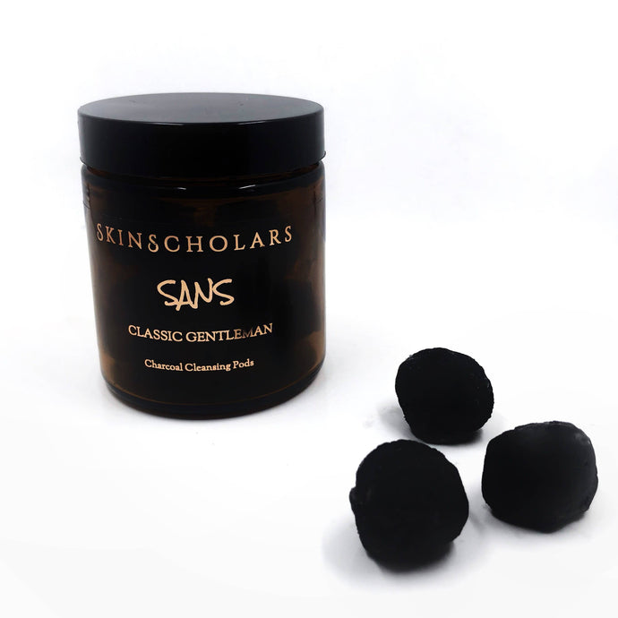 Skin Scholars - SANS Charcoal Cleansing Pods