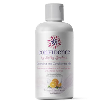 Gabby Bows Confidence Detangling and Conditioning Milk