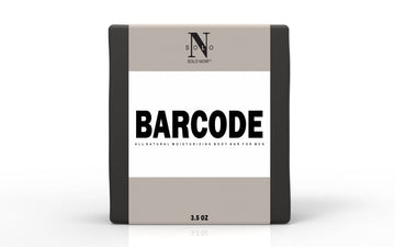 Barcode Moisturizing Body Bar