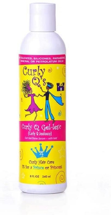 CURLS Curly Q Gel-les'c