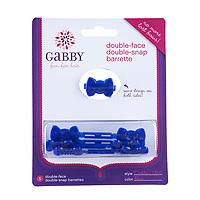 Gabby Bows - Daddy's Girl - Blue