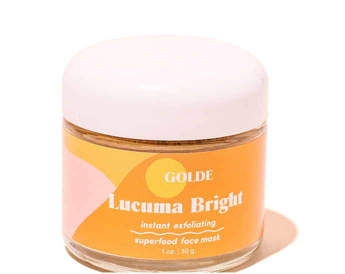 Golde Lucuma Bright Face Mask