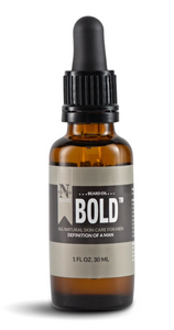 Solo Noir For Men - Bold Beard Oil
