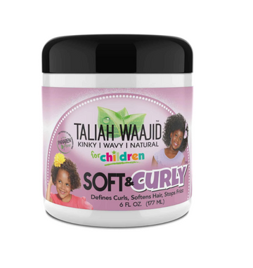 Taliah Waajid Soft & Curly For Natural Hair