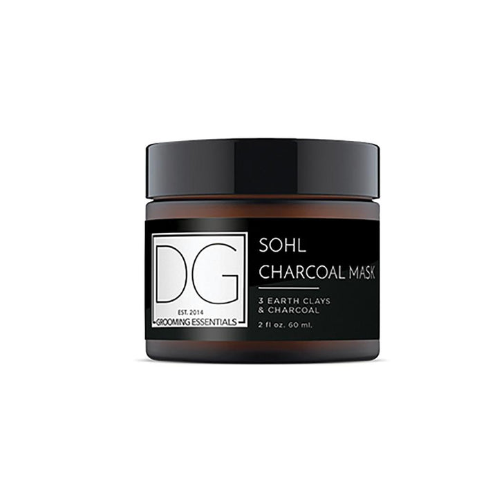 DG Grooming Essentials Sohl Detoxifying Mask