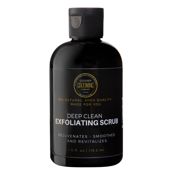 Golden Grooming Co. - Deep Clean Exfoliating Scrub