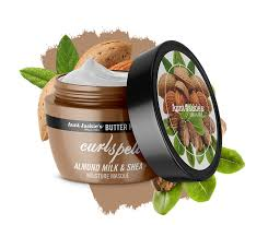 Aunt Jackie's CURL SPELL – Almond Milk and Shea Butter Moisture Masque