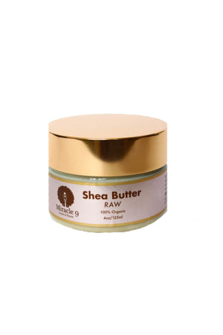 Miracle 9 Raw Shea Butter