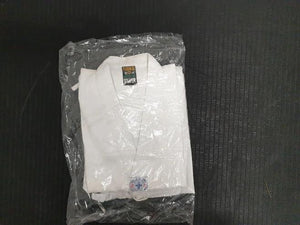 *CLEARANCE* Tushi silver TKD official ribbed cotton Gi - Hakutora