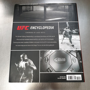 UFC Encyclopedia: The Definitive Guide to the Ultimate Fighting Champinship - Hakutora