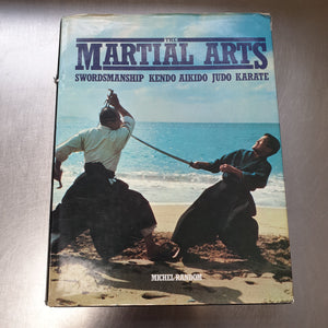 The Martial Arts by Michael Random - Hakutora