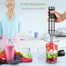 Load image into Gallery viewer, Best kitchenaid immersion blender for Vegetable Meat Grinder etc 4 in 1