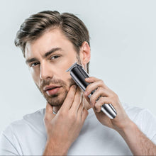 Load image into Gallery viewer, Best waterproof hair and beard trimmer for men