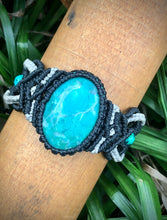 Load image into Gallery viewer, Chrysocolla bracelet