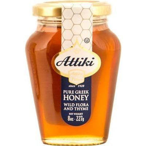 Attiki Greek Honey 226g (Attiki)