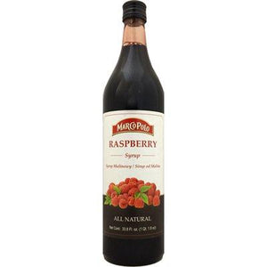 Raspberry Syrup  1l (Marco Polo)