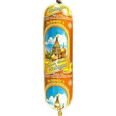 Schmalz German Bologna RED Casing (Price per Bologna) 1.2kg (Schmalz)