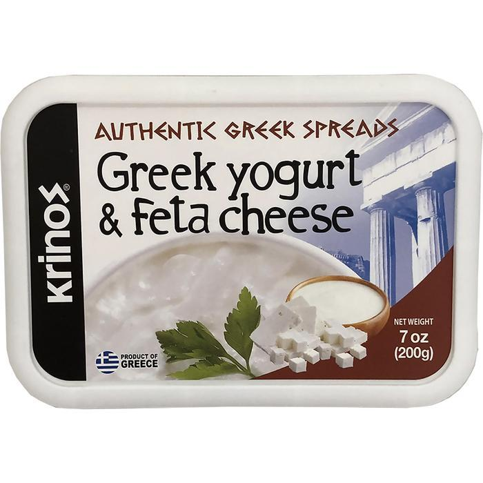 Krinos Greek Yogurt & Feta Cheese Spread 198g (Krinos)