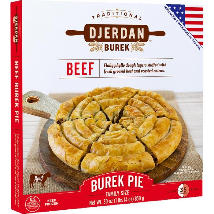 Burek with Beef Swirls Family Size 850g (Djerdan)