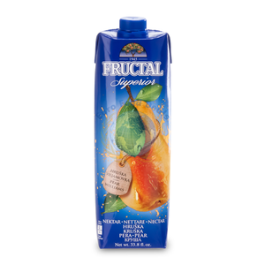 Superior Pear Nectar 1l (Fructal)