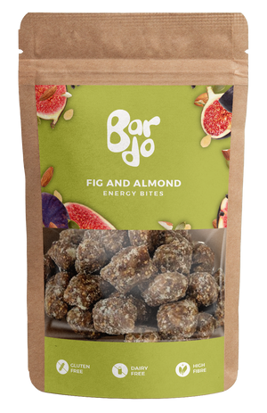 Bardo FIG & ALMOND Energy Bites 50g (Bardo)