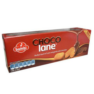 Lane Biscuits Chocolate  135g (Bambi) (4433739350050)
