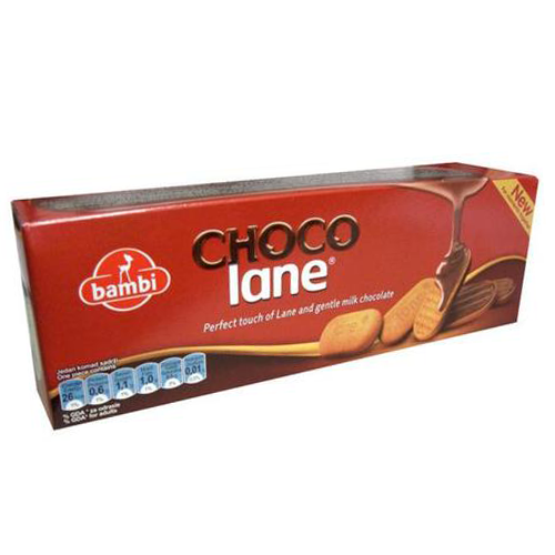 Lane Biscuits Chocolate 135g (Bambi)
