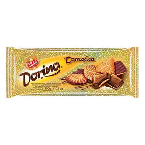 Dorina Chocolate Wafers (Domacica)  100g (Kras) (4433750818850)
