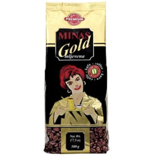 Minas Gold Premium Roasted Ground Coffee 907g (Marcaffe)