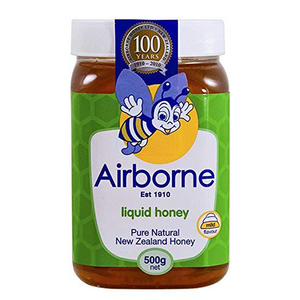 Airbone Honey Classic Liquid  500g (Airbone Honey) (4433738563618)