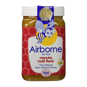 Classic Manuka Multifloral  500gr (Airbone Honey) (4433738039330)