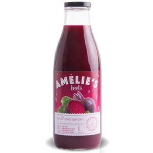 Fresh-Pressed Cloudy Apple and Beet Juice  1L (Amelie's) (4433732698146)