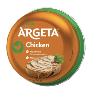 Argeta Chicken Spread  95g (Kolinska) (4433739874338)