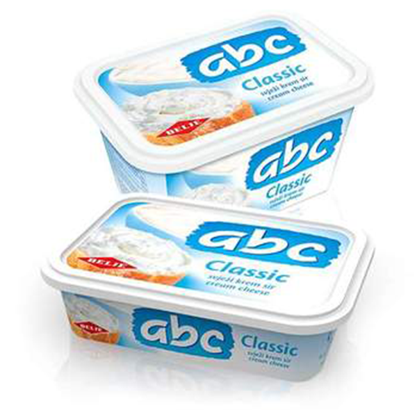 ABC Cream Cheese Spread / Sirni Namaz 200g (Belje)