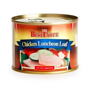 Chicken Lunchen Loaf  200g (Brother And Sister) (4433741873186)