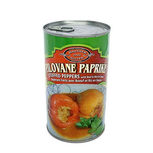 Stuffed Peppers Punjene Paprike  670g (Brother And Sister) (4433741938722)