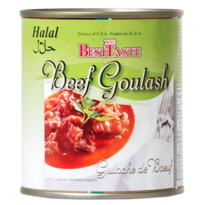 Beef Goulash HALAL / Govedji Gulas 300g (Brother And Sister)