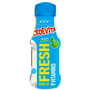 Cedevita Fresh Elderflower 345ml (Pliva)