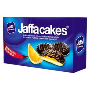 Jaffa Cakes Orange (Blue)  300g (Crvenka) (4433742200866)